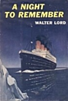 A Night to Remember av Walter Lord