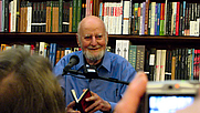 Author photo. <A HREF=&quot;http://commons.wikimedia.org/wiki/Image:Ferlinghetti.jpg&quot;>voxtheory</A>