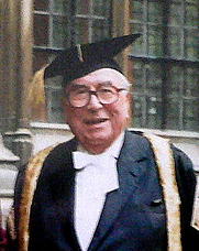 Author photo. Roy Jenkins, the Chancellor of Oxford by Herry Lawford