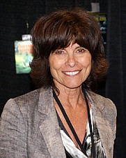 "Author photo. Adrienne Barbeau. Photo by ""5of7"" (flickr)."