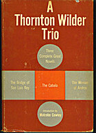 A Thornton Wilder trio: The cabala, The…