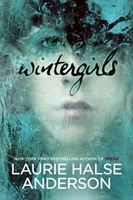 cover image of wintergirls by laurie halse anderson