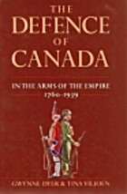 The Defence of Canada : In the Arms of the…