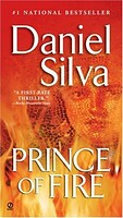 cover image of prince of fire by daniel silva