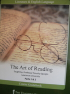 The Art of Reading by Timothy Spurgin
