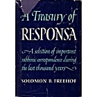 A treasury of responsa by Solomon Bennett…