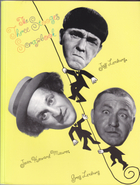 The Three Stooges Scrapbook by Jeff Lenburg