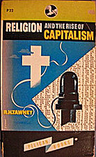 Religion and the Rise of Capitalism by R. H.…