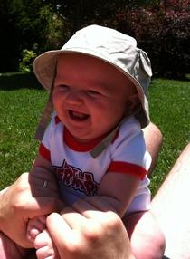 My Grandson Miller Patrick 1/21/13