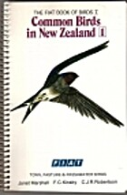 The Fiat book of common birds in New Zealand Janet Marshall