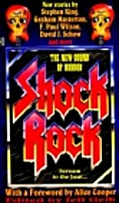 Shock Rock by Jeff Gelb