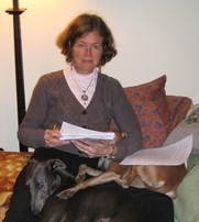 Author photo. Robin McKinley