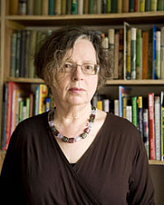 Author photo. Adele Geras 2010