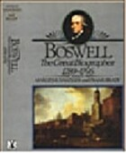 Boswell: The Great Biographer, 1789-1795…