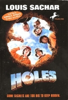 cover image from Holes by Louis Sachar