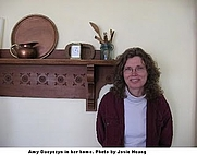 Author photo. Amy Dacyczyn