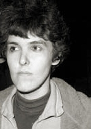 Author photo. Valerie Solanas foto: Modernista