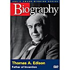 Thomas A. Edison: A&E Biography