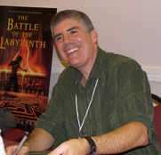 Author photo. Credit: Larry D. Moore, 2007 Texas Book Festival, Austin, Texas