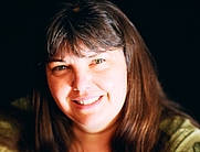 Author photo. photo credit: by Sonya Sones, 2008