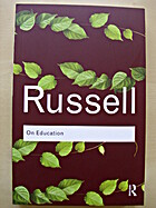 On Education by Bertrand Russell
