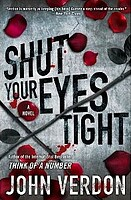 cover image of shut your eyes tight by john verson