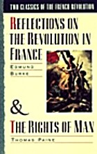 Reflections on the Revolution in France &…