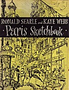 Paris Sketchbook by Kaye Webb