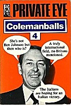 Colemanballs 4 by Barry Fantoni