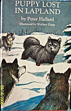Puppy Lost in Lapland by Peter Hallard