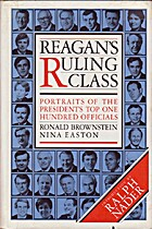 Reagan's ruling class: Portraits of the…