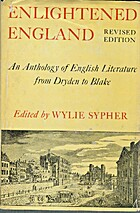 Enlightened England; an anthology of English…