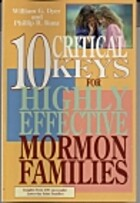 10 critical keys for highly effective Mormon…