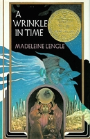 cover image from a wrinkle in time by madeline l engle