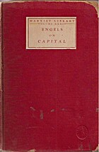 Engels on Capital by Friedrich Engels