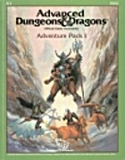 Adventure Pack I (AD&D Fantasy Roleplaying…
