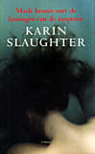 Slaughter actiepocket by Karin Slaughter