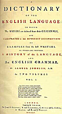 A dictionary of the English language : in…