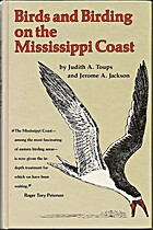 Birds and Birding on the Mississippi Coast…