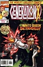 Generation X (1994) #30 - Some Things Hurt…