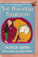 cover image from the phantom tollbooth by norton juster