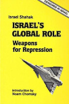 Israel's Global Role: Weapons for Repression…