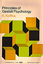 Principles of Gestalt Psychology by K.…
