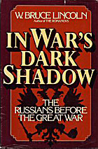 In War's Dark Shadow: The Russians Before…