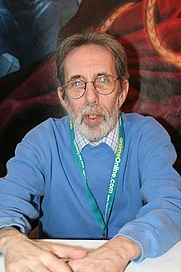 Author photo. http://www.comicvine.com/keith-giffen/26-6536/