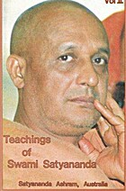 Teachings of Swami Satyananda: Volume 2 by…
