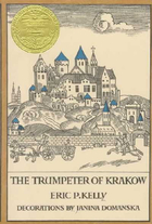 trumpeter of krakow essay In krakow, which was the ancient capital of poland, there is a church in the  market square it is a tall, graceful building built of brick, in the gothic style, with.