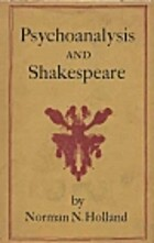 Psychoanalysis and Shakespeare by Norman…