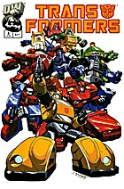 Transformers: Prime Directive #3 by Chris…