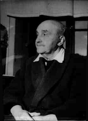 Author photo. Philosopher George Santayana (10 April 1948) / Photo © <a href=&quot;http://www.bildarchivaustria.at&quot;>ÖNB/Wien</a>